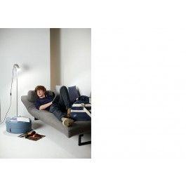Fraction sleeper sofa Bed size: 120 x 200