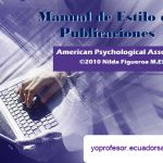 Manual de estilo APA -- 6ª ed. -- Descarga gratuíta