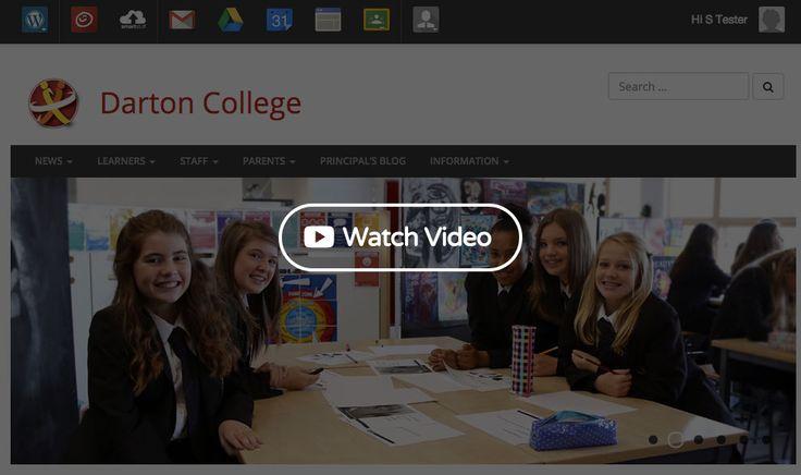 Showcasing great work at Darton College