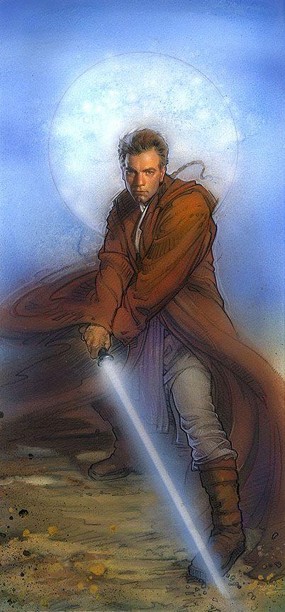 .: Jedi Master, Character Art, Obiwankenobi, Stars War Obi Wan Kenobi, War Art, Obiwan Takewune, Obi Wan Kenobi Art, Stars War Character, Ewan Mcgregor