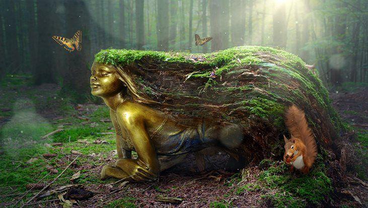 Tienen razón los que dicen que la naturaleza y el hombre forman un todo. (Benjamín Núñez Vega)