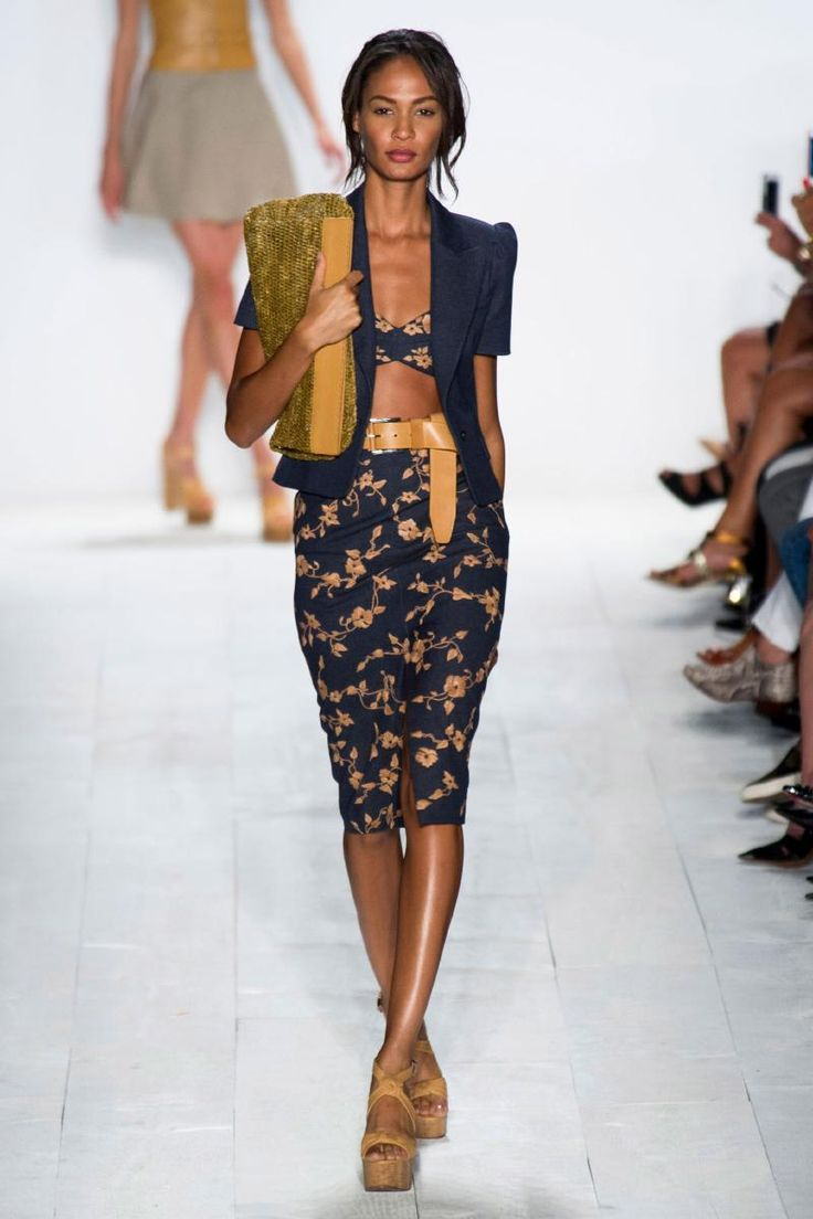Michael Kors, New York, Spring 2014