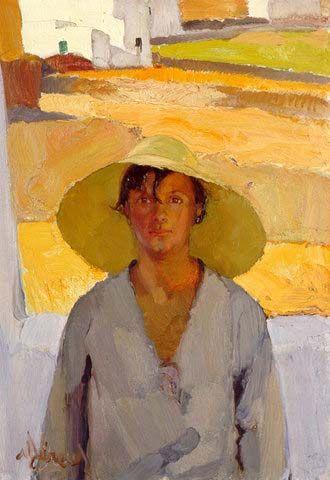 yiannis moralis  ... straw hat