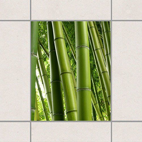 100 best Bambus Klebefolien images on Pinterest Bamboo, Nailed - bambus im wohnzimmer