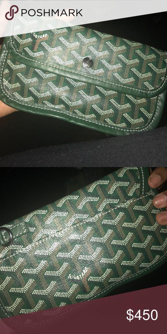 Goyard Wallet Goyard pocket purse Goyard Bags Clutches & Wristlets