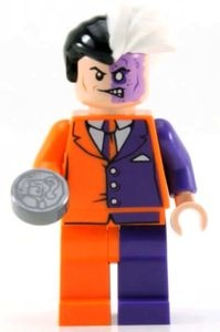 Two Face Super Heroes Minifigure... I think yes:)
