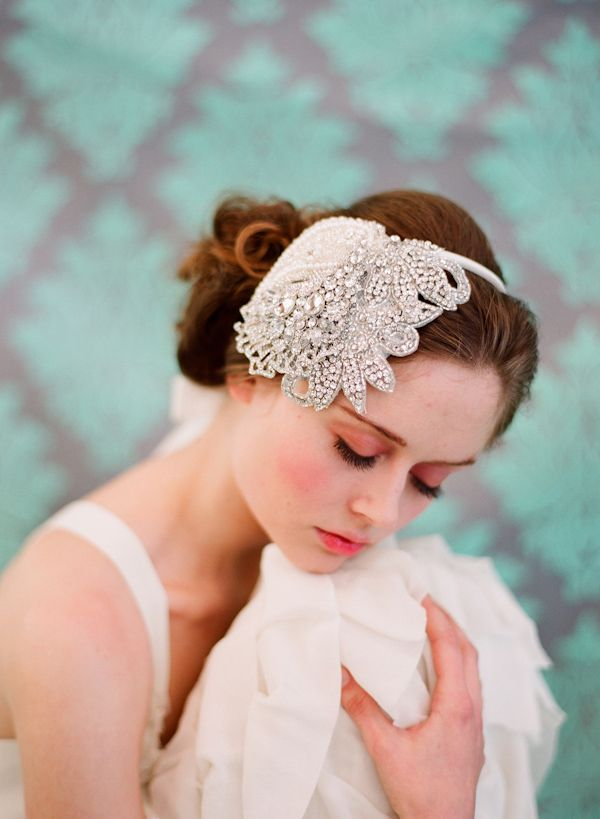 58 Best Bridal Head Piece Ideas Images On Pinterest