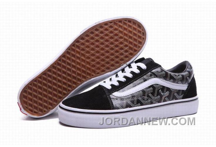 http://www.jordannew.com/vans-old-skool-kris-black-white-mens-shoes-for-sale.html VANS OLD SKOOL KRIS BLACK WHITE MENS SHOES FOR SALE Only 65.82€ , Free Shipping!