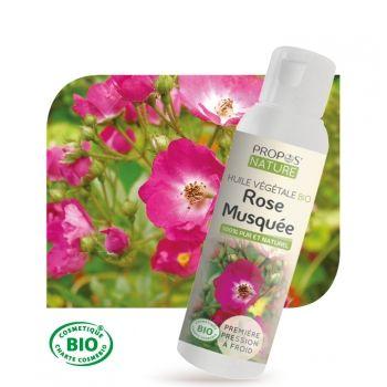 ++++++++++Rose musquée BIO - Huile végétale 100 ml