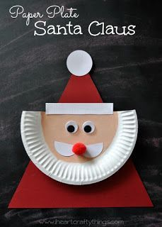 Elves are popular characters during the holiday season so it's always fun to get out the crafting materials and make an adorable elf craftwith the kids before Christmas. We actually put together this cute paper plate elf craft last year after making our similar Santa Claus craft, but since I didn't get a chance to …