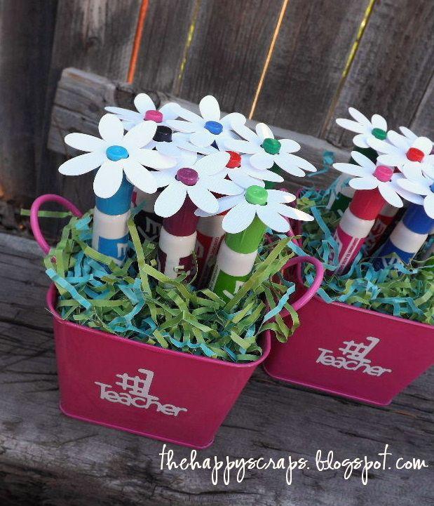 Teacher Gift: : Dry Erase Marker Bouquet