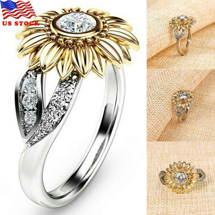 PANDORA Rose Sparkling Wishbone Ring, Size 9 Rings for