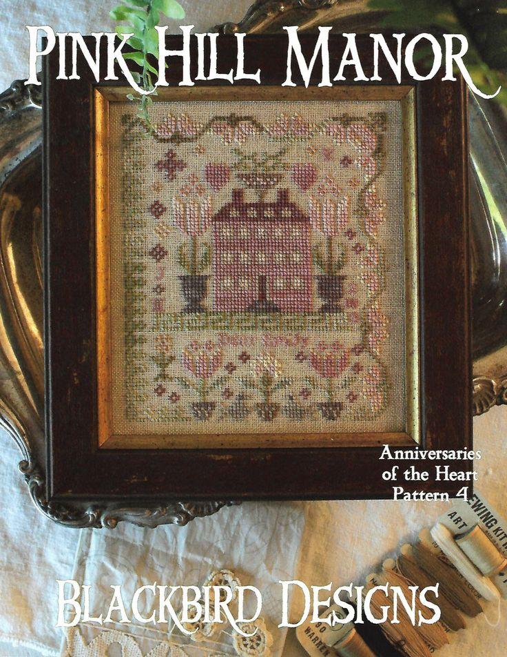 76 best blackbird designs images on pinterest stitches for Garden club book by blackbird designs