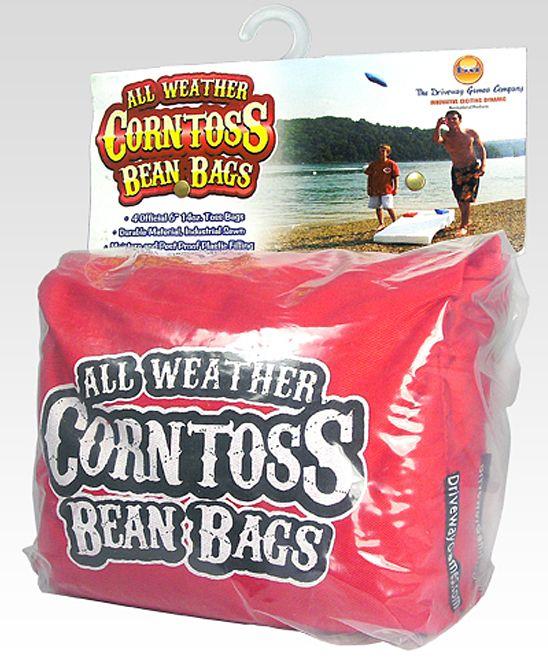Red Bean Bag - Set of Four