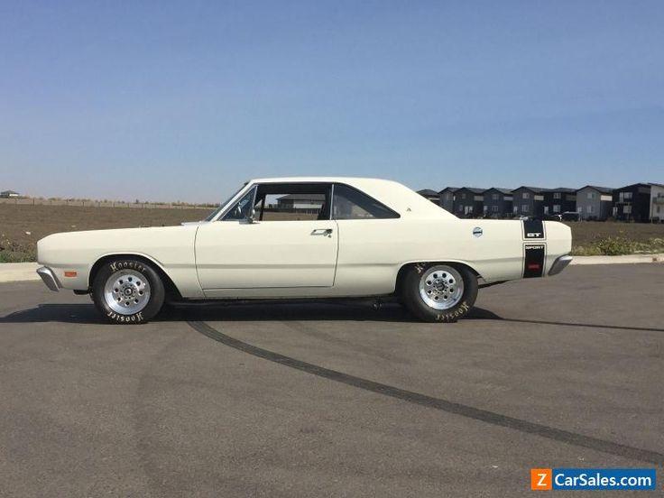 1969 Dodge Dart #dodge #dart #forsale #canada