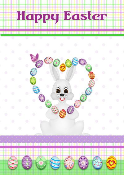 129 best Free Printable Holiday Cards images on Pinterest - free printable religious easter cards