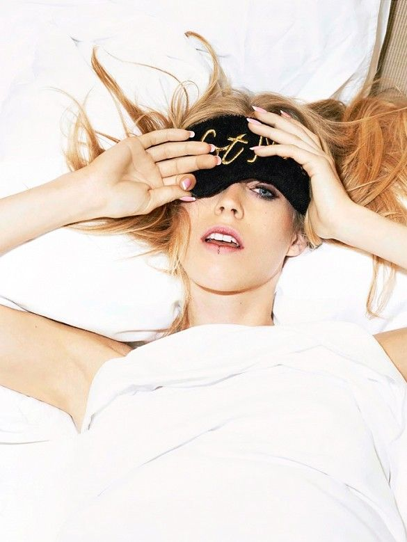 How to Wake Up Without Feeling Sluggish via @byrdiebeauty