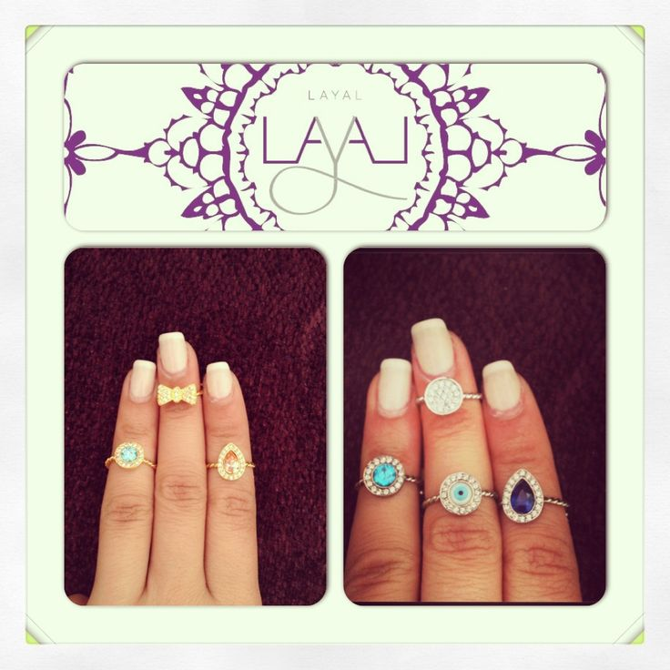 Layal glyfada chevalier rings crystal stones