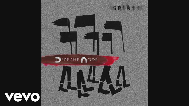 First song from new album 'Spirit'... Depeche Mode - Where's the Revolution (Audio)