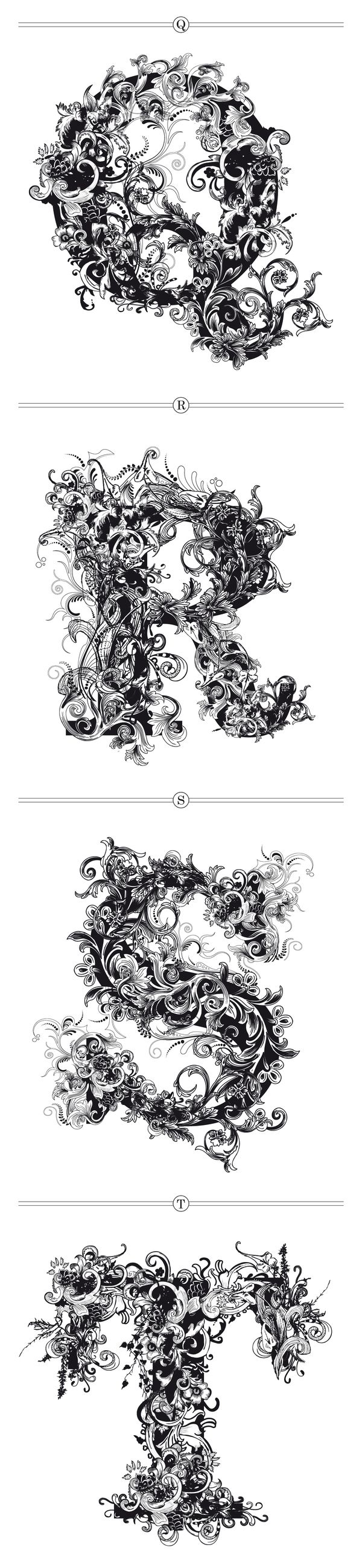 BRUSHWOOD by Riccardo Sabatini, via Behance