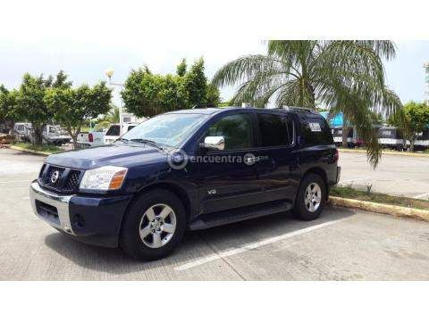 Nissan Armada 2007 Panamá | REMATE!! NISSAN ARMADA 2007 A SOLO $12,900 NEGOCIABLE