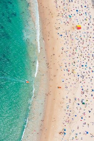 Coogee Beach Vertical- Would LOVE to own a Gray Malin one day