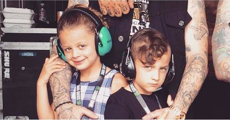 Proof That Nicole Richie and Joel Madden Have the Cutest Family