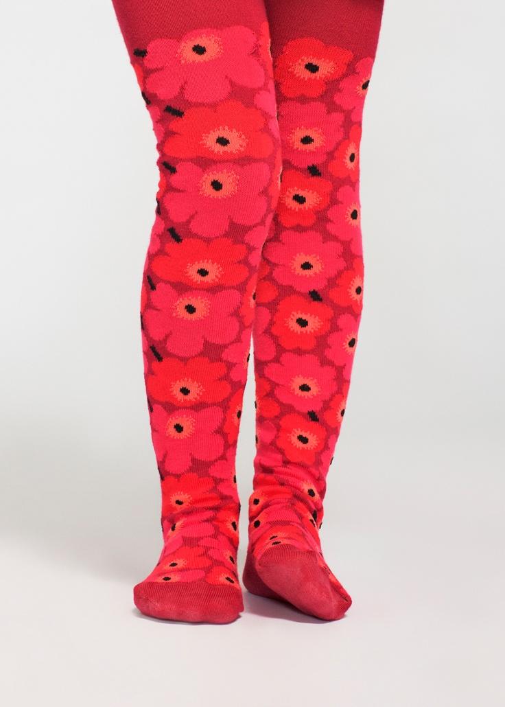 marimekko kids tights
