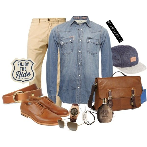 """Enjoy the Ride"" by farhanoid on Polyvore"