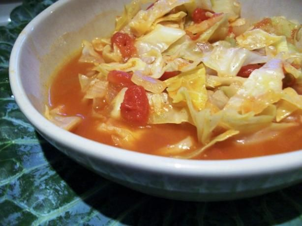 Hungarian Sweet 'n' Sour Cabbage Soup. Photo by 2Bleu