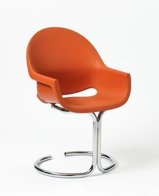 Tias Eckhoff  design Tomi  stol plast prod. A.B.Rune Ask 1980