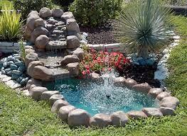 Risultati immagini per laghetto artificiale giardino