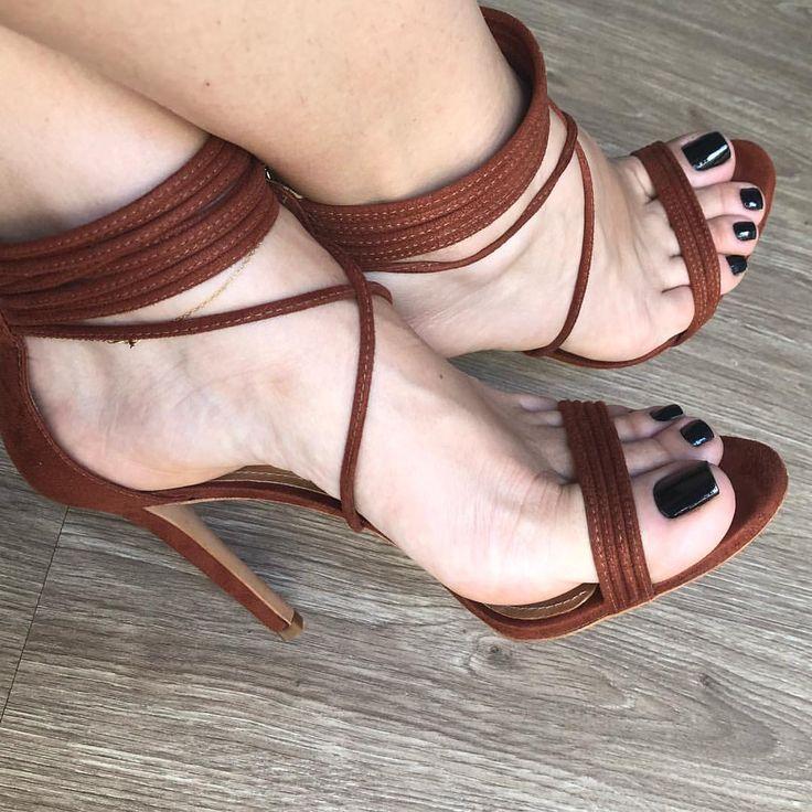 Sexiest feet high heels