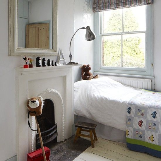 Boy's bedroom | Vintage style | Victorian terraced house | PHOTO GALLERY | Ideal Home | Housetohome