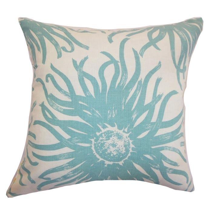 Miranda Pillow in Aqua Pillows Galore Pinterest Aqua, Pillows and Html