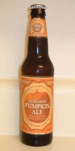 Schlafly Pumpkin Ale - Saint Louis Brewery / Schlafly Tap Room - St. Louis, MO - BeerAdvocate