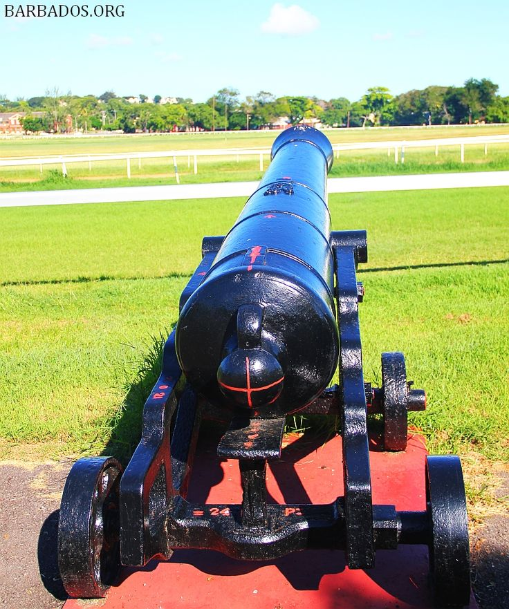 Don't miss the amazing cannon collection at the Barbados Garrison.