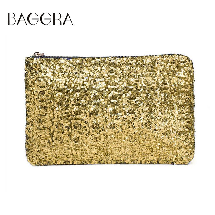 Fashion Women Clutch Bag Dazzling Sequins Glitter Sparkling Handbag Evening Party Bag Top Quality Bolsos Mujer Golden Sliver //Price: $3.78 & FREE Shipping //     #hashtag3