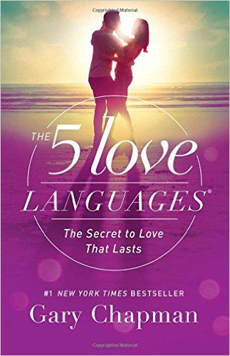 Look at what I came across when reading an article on celebrity tips to love. A possible book to add to my Love Series reading book list. The 5 Love Languages: Amazon.co.uk: Gary Chapman: 9780802412706: Books
