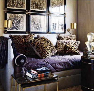 purple+leopard=perfect