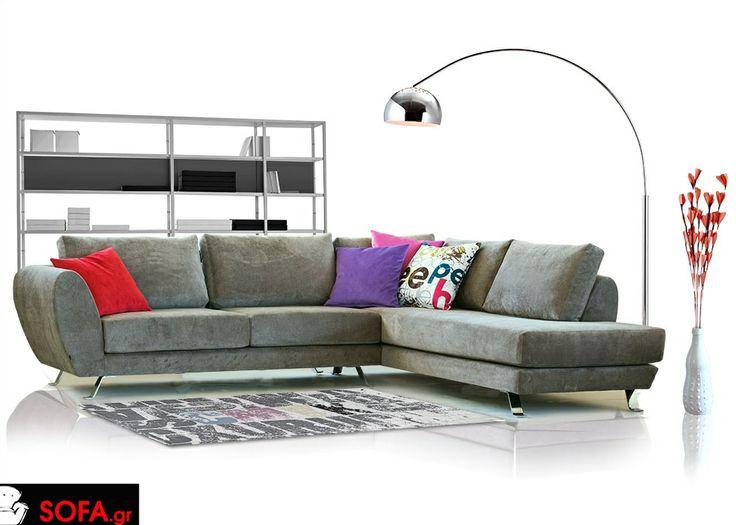 Γωνιακός καναπές Σύμβολο http://sofa.gr/kanapes-gonia-symvolo