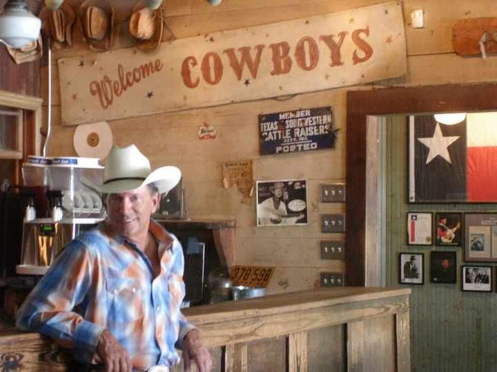 "Another pinner says: George Strait at Gruene Hall.  It don't get any more Texas than that.  Dancing at Gruene (pronounced ""green) Hall in college was a regular activity..along with a lot of other crazy stuff back in the day.  SH"