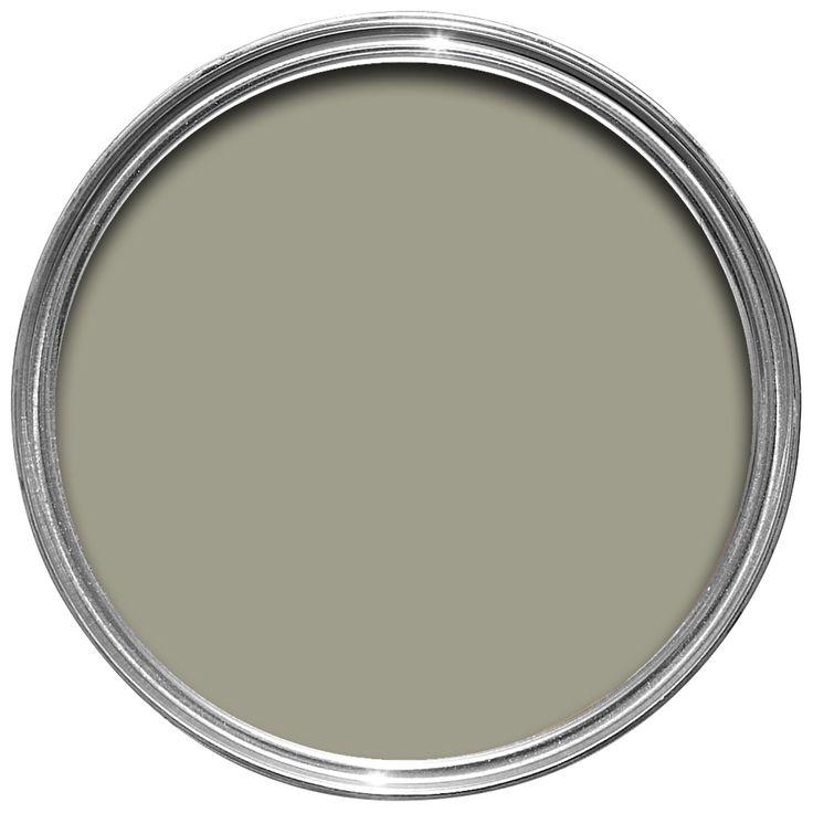 Sandtex Olive Green Smooth Masonry Paint 5L | Departments | DIY at B&Q