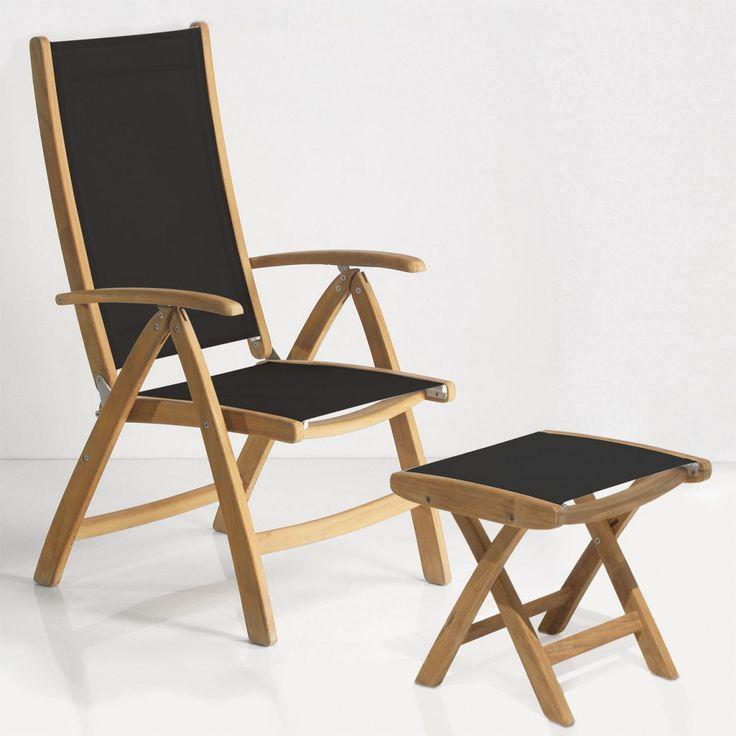 Reclining Outdoor Chair with Footrest - Country Home Office Furniture Check more at http://invisifile.com/reclining-outdoor-chair-with-footrest/