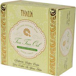 Çay Ağacı Yağı Sabunu 9 http://www.lokmanavm.com/U683,165,cay-agaci-yagi-sabunu-thalia.htm Narin Cilt Temizleme, Lekeler, Siyah Noktalar, İdeal Cilt Bakımı,  #LokmanAVM #Bitkisel #herbal #Sabun #soap #BitkiselSabun #Bitkisel_Sabun #herbalSoap #herbal_Soap #DoğalSabun #Doğal_Sabun #Narin #Cilt #Leke #SiyahNoktalar #CiltBakım #CiltTemizleme #naturalsoap #natural_soap #BitkiSabunu #Bitki_Sabunu #Soapplant #Soap_plant #MeyveSabunu #Meyve_Sabunu #MeyveliSabunu #Meyveli_Sabunu #FruitSoap…