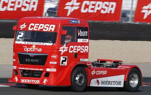 Europeo de Camiones Navarra: Dos triunfos de Antonio Albacete y a un punto del líder | QuintaMarcha.com