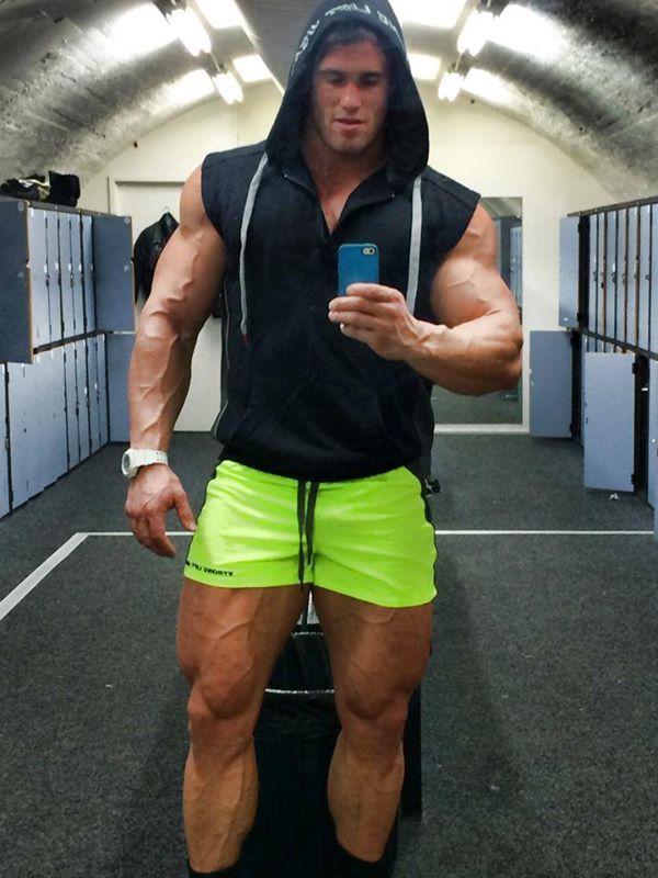 big man calum von moger hoodie the new arnold