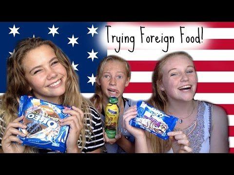Great New Zealanders Try American Junk Food!, ,  #AmericanFood(Food) #americanfood! #americantryingfood #Americans(Ethnicity) #Cooking(Interest) #Food(TVGenre) #foreignfood #Ju... #NewZealanders(Ethnicity) #tastetesting