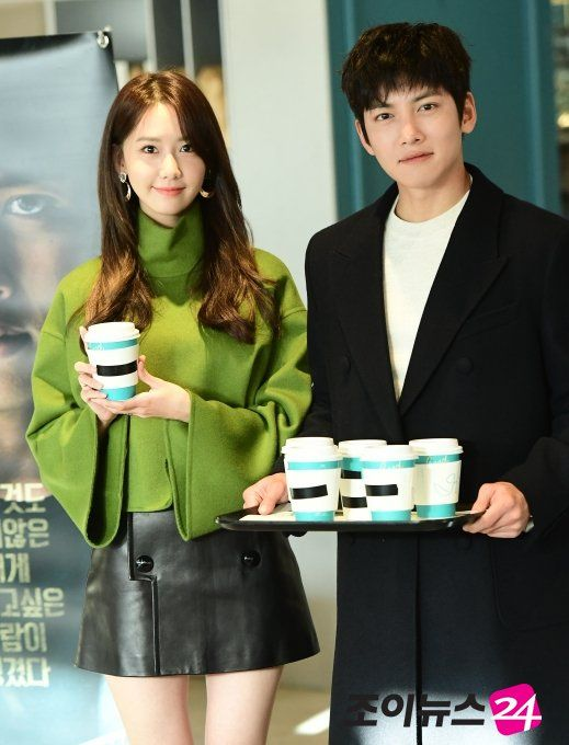 Yoona and Ji Chang Wook fulfill The K2 ratings promise by becoming the most attractive coffee servers ever