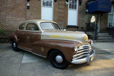 Peach State Police Cars, Chevrolet